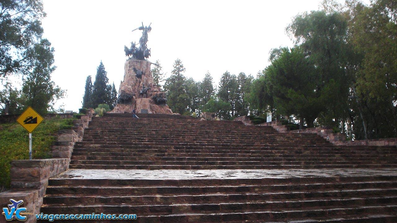 Cerro da Glória - Mendoza