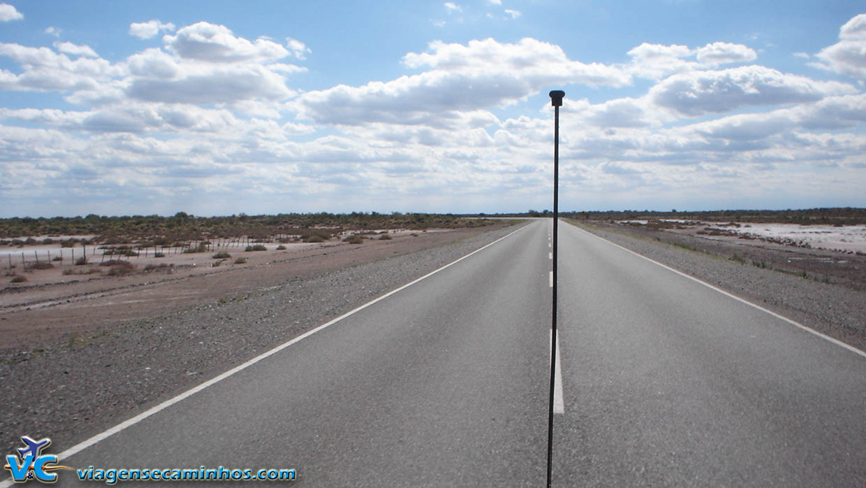 Deserto em Encon - Argentina