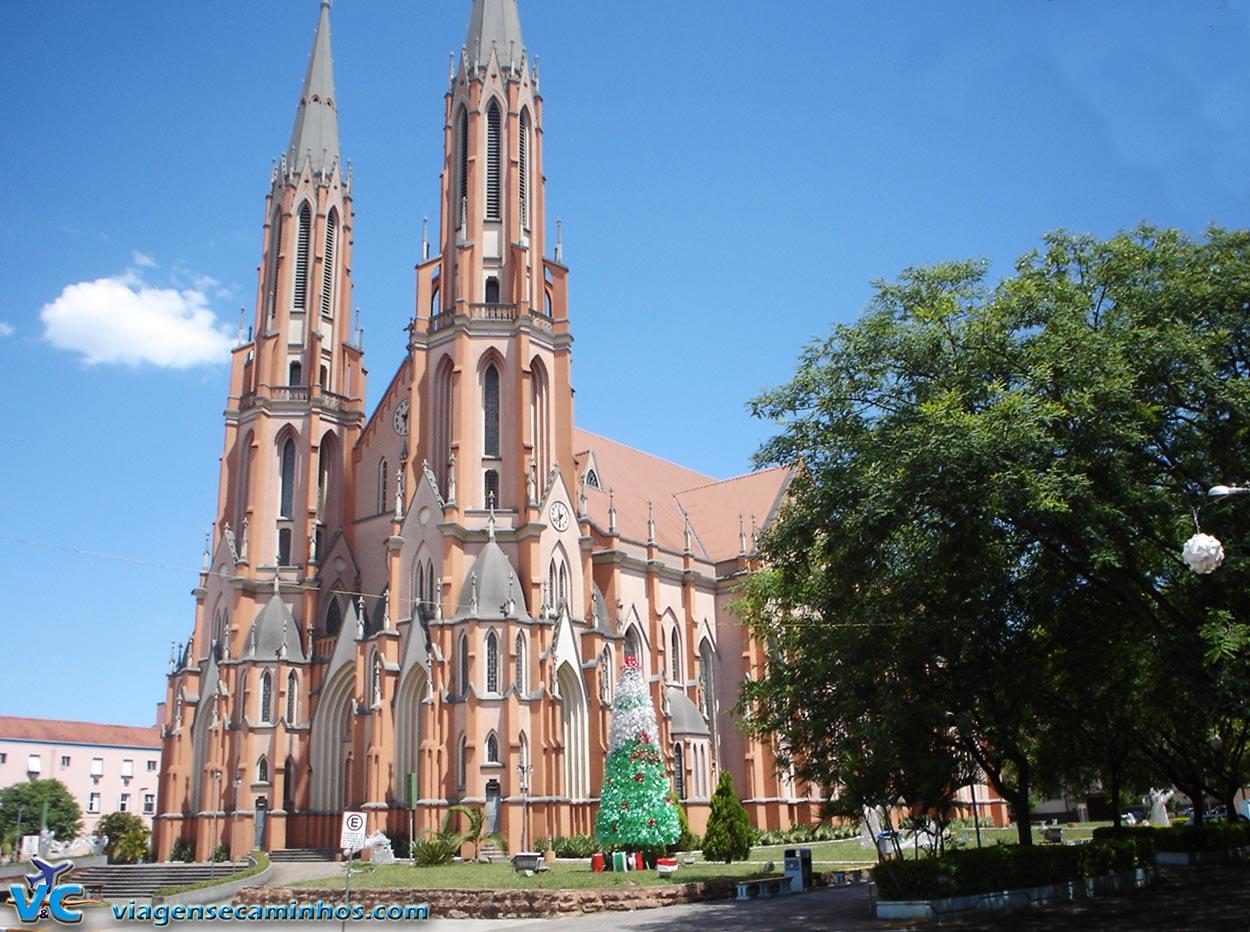 Igreja matriz de Venâncio Aires
