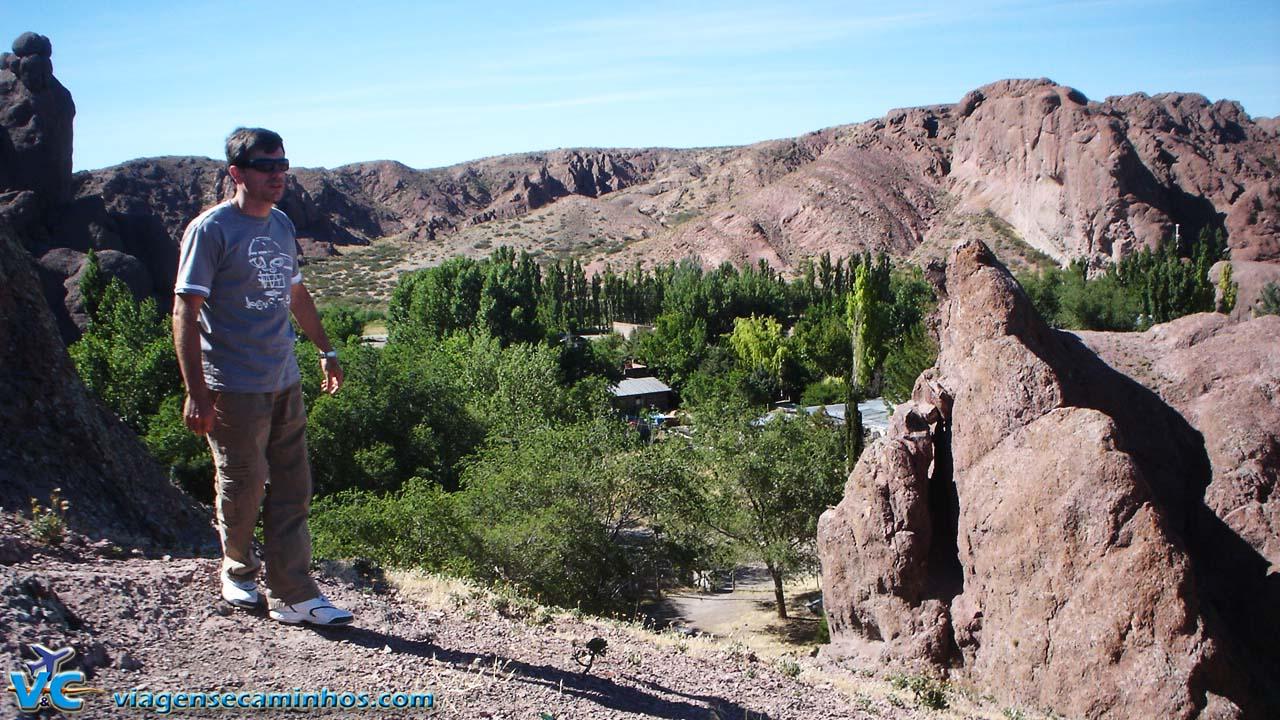 Piedra del Aguila - Argentina