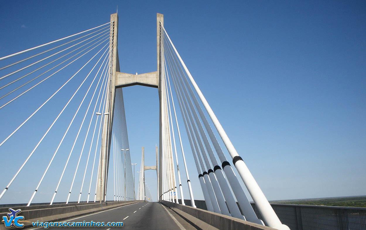 Ponte Rio Paraná - Rosário - Argentina