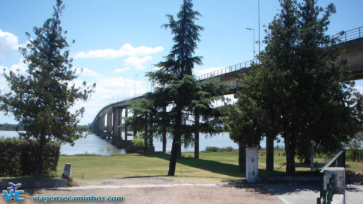 Ponte Rio Uruguai - Paysandu