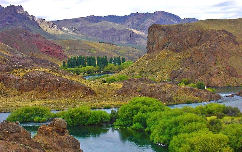 Rio Limay - Patagônia Argentina