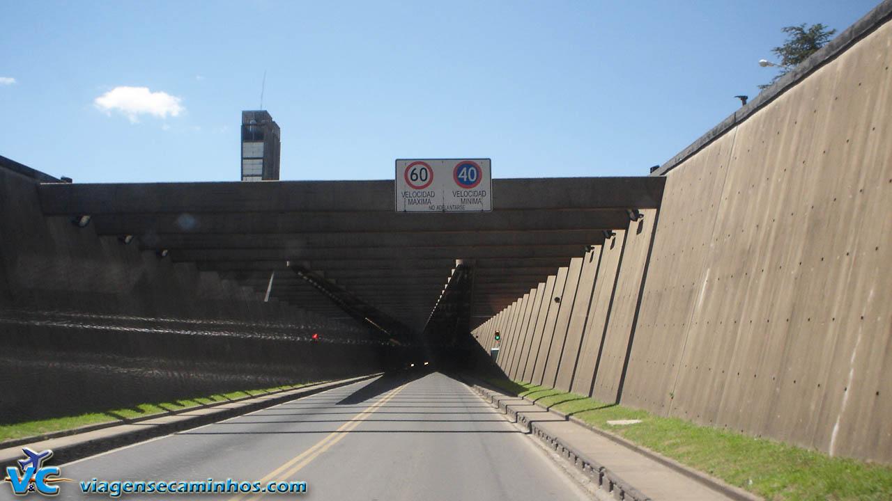 Túnel subfluvial do Rio Paraná - Argentina