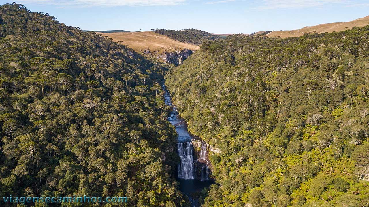 Cachoeira Linda Áurea