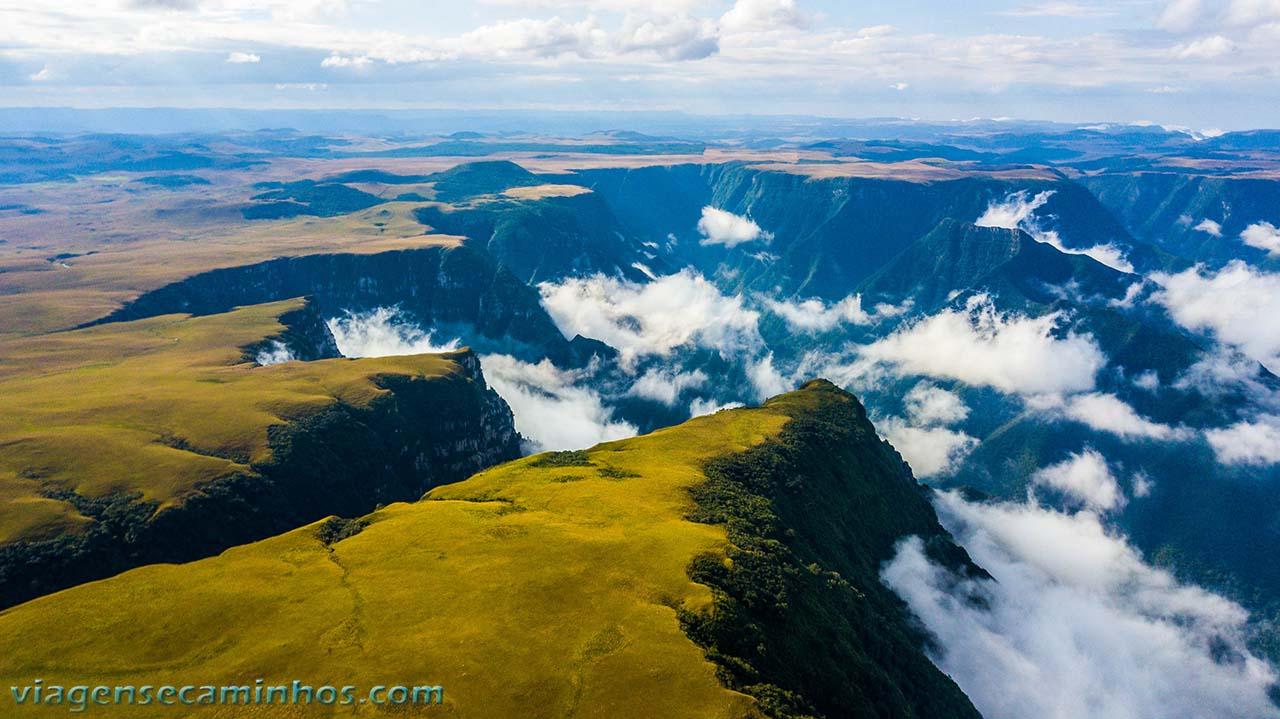 Cânion Coxilha e Monte Negro
