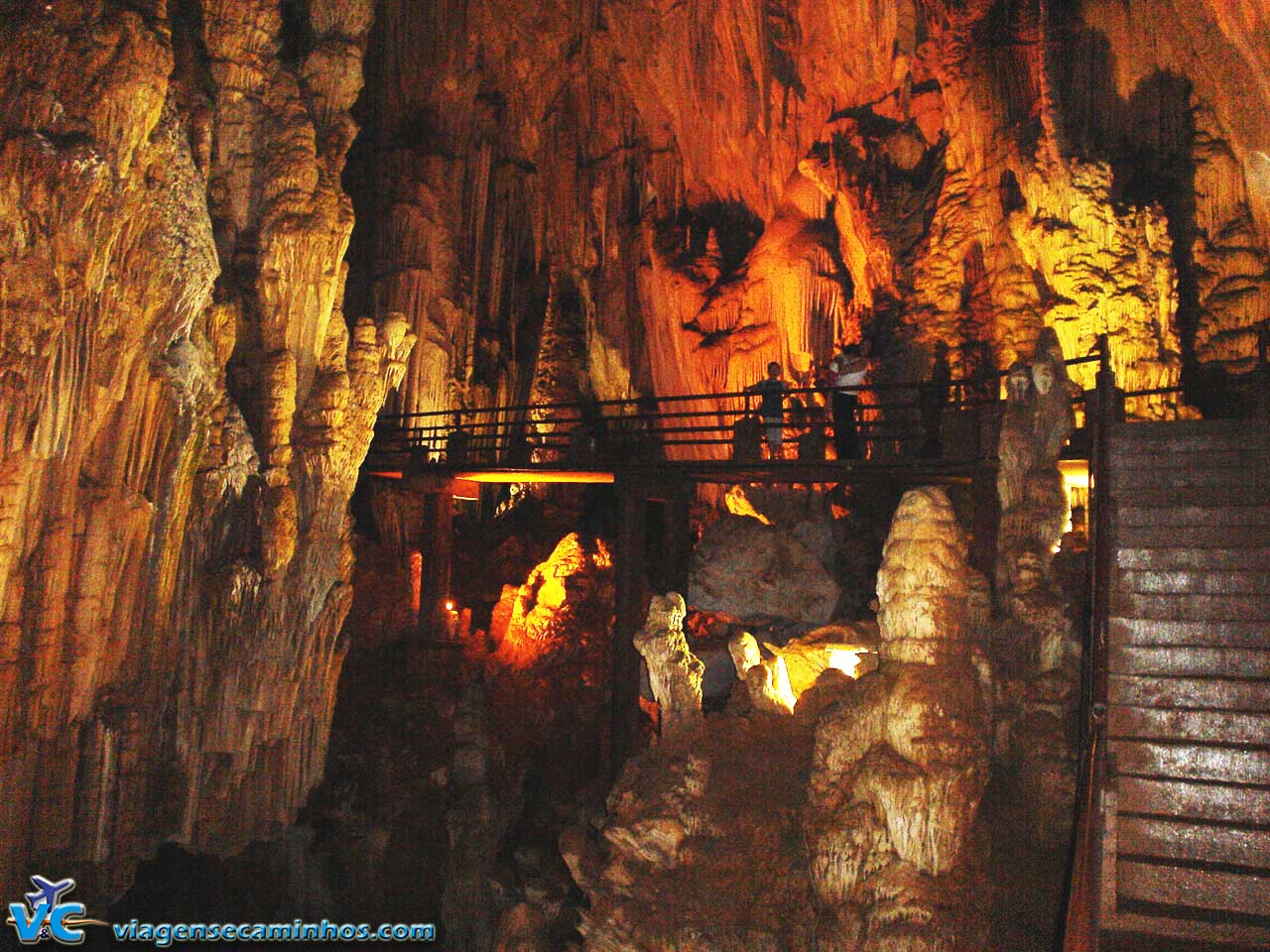 Caverna do Diabo - a maior de São Paulo