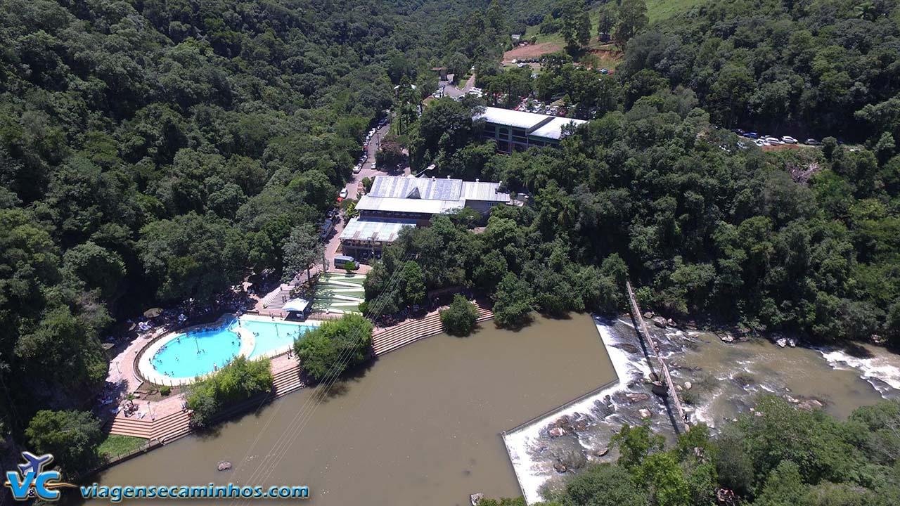 Caldas do Prata - Imagem drone
