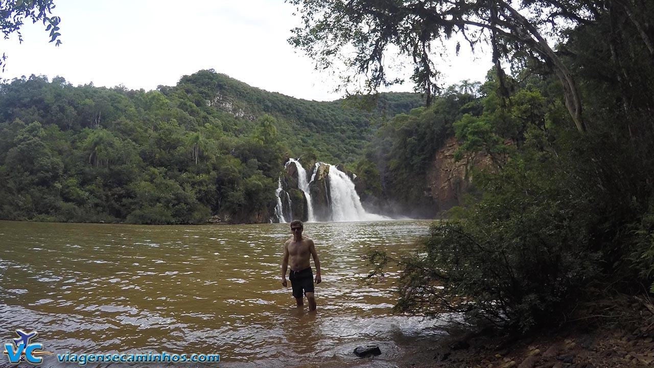Cascata da Usina - Nova Prata - RS