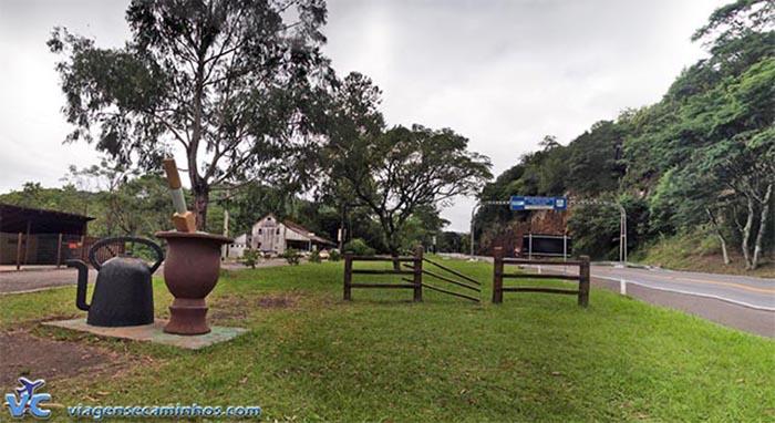 Cuia e Chaleira - Vacaria
