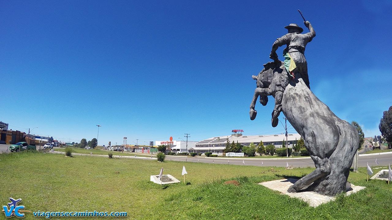 Monumento ao Ginete - Vacaria