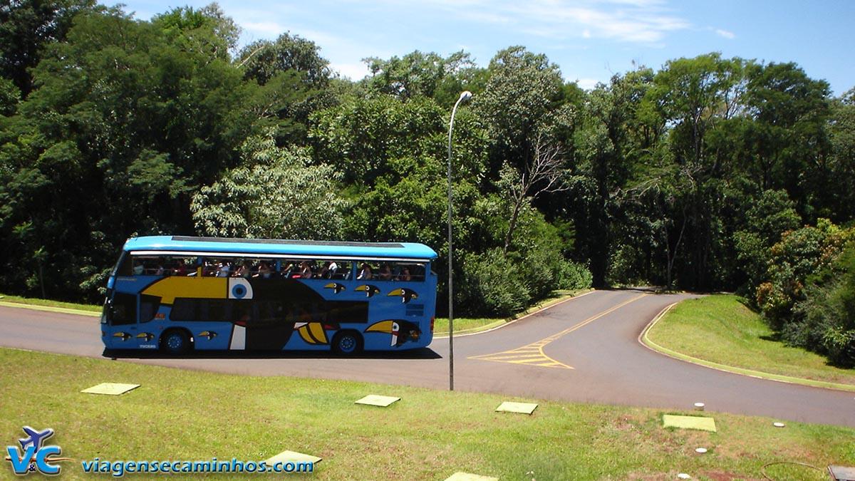 Ônibus Cataratas do Iguaçu