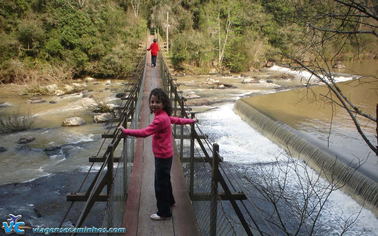 Parque da Cascata - Nova Prata - Pinguela