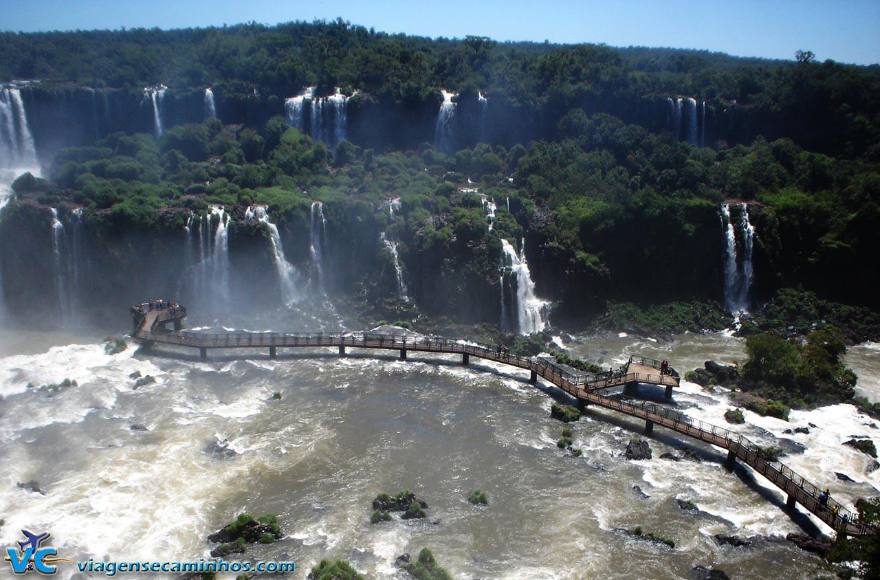 Passarela Cataratas do Iguaçu