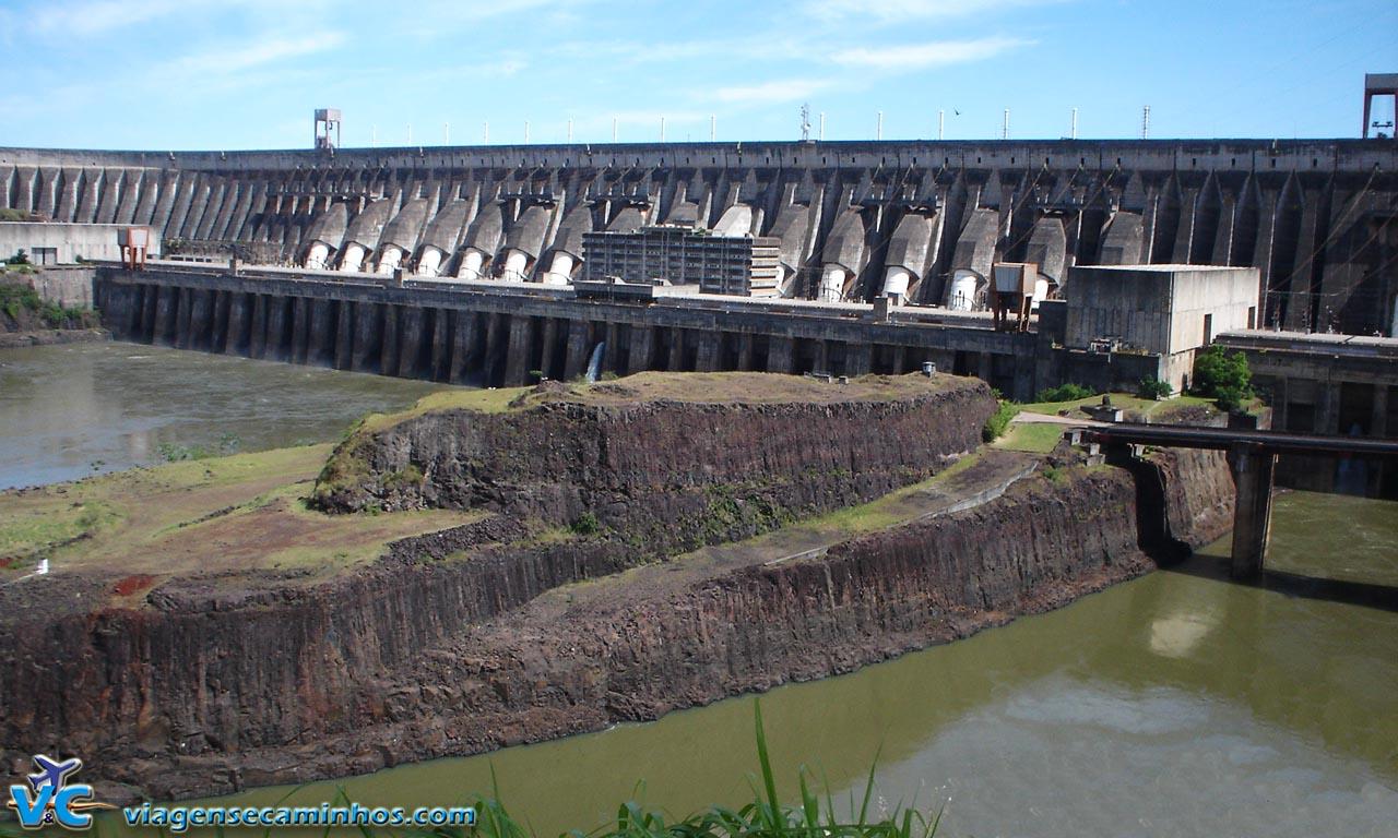 Usina de Itaipu - Foz do Iguaçu