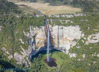 Cachoeira do Rio dos Bugres