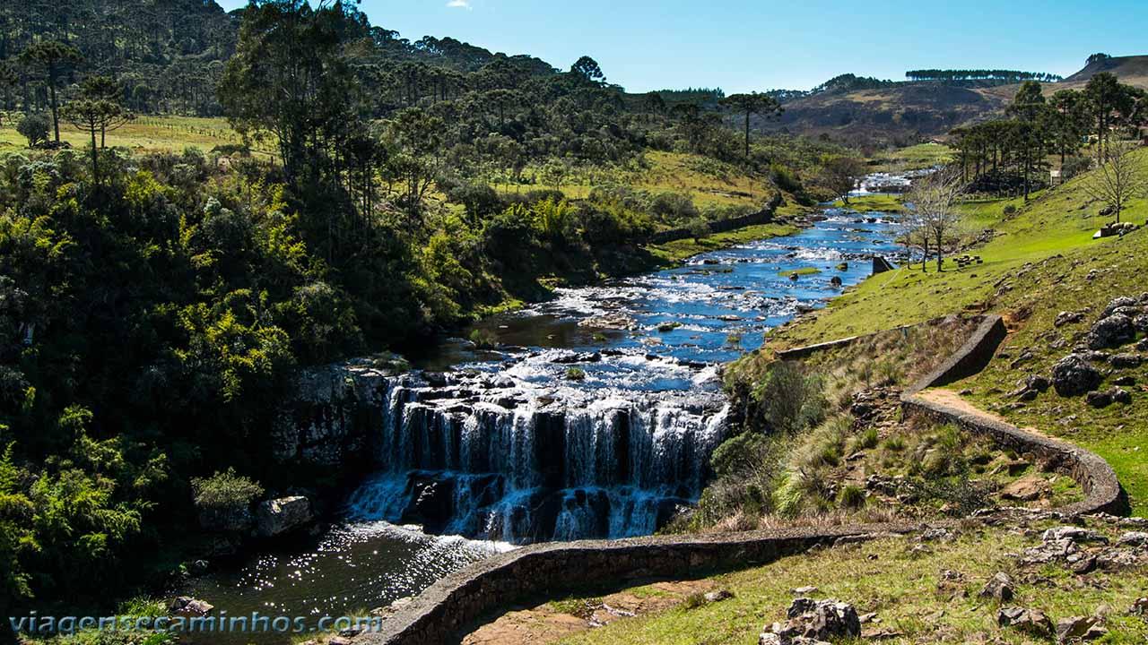 Cascata da Barrinha - Bom Jardim da Serra