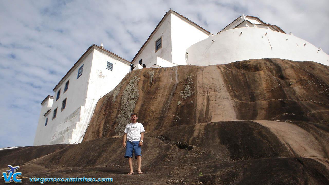 Convento da penha - Vila Velha