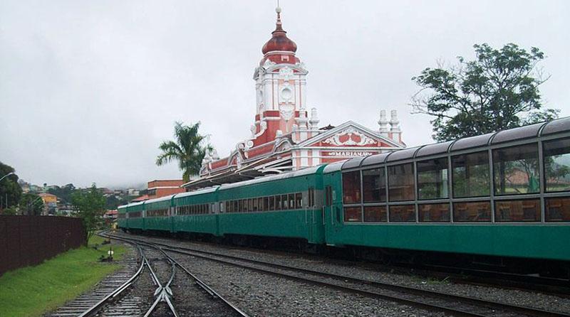 Estação Ferroviária de Mariana