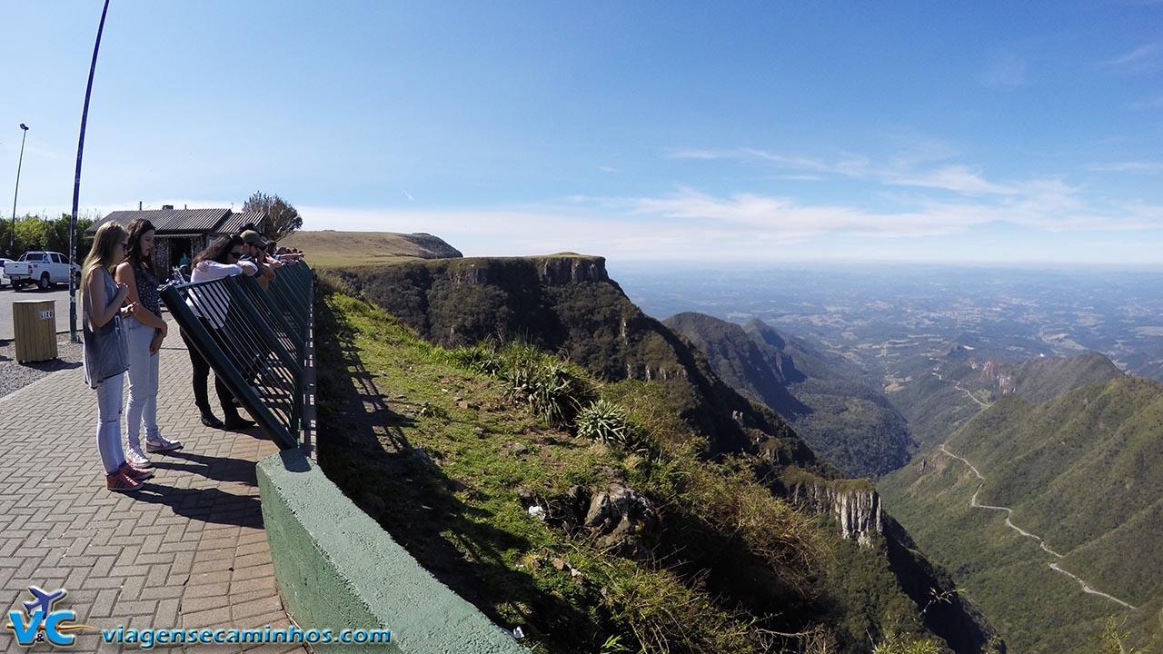 Mirante da Serra do Rio do Rastro