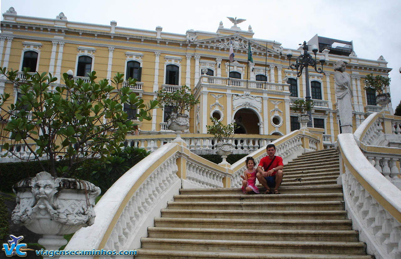 Palácio Anchieta - Vitória