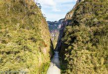 Serra do Corvo Branco - Urubici