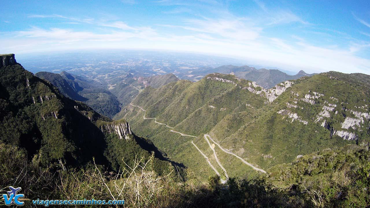 Serra do Rio do Rastro - Estrada mais incrível do mundo