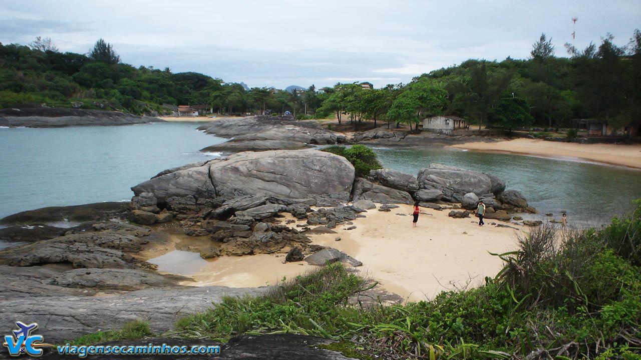 Praia de Setiba - Guarapari