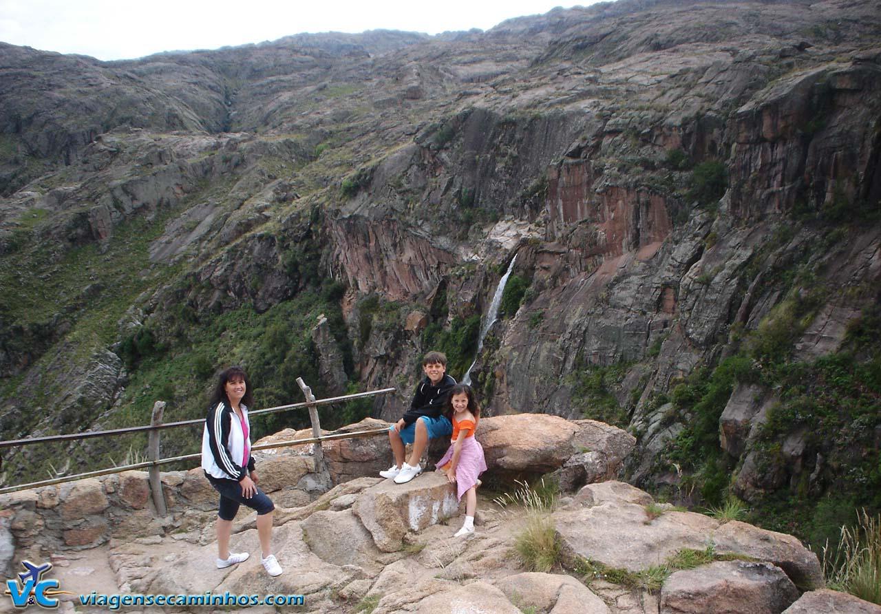 Cascata Mina Clavero - Altas Cumbres