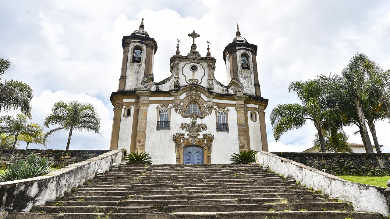 Igreja do Carmo - Ouro Preto