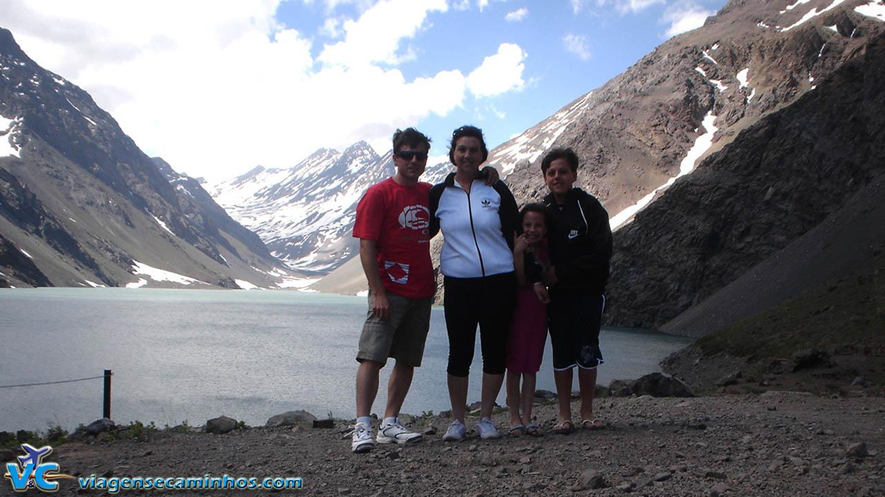 Laguna del Inca - Portillo - Argentina