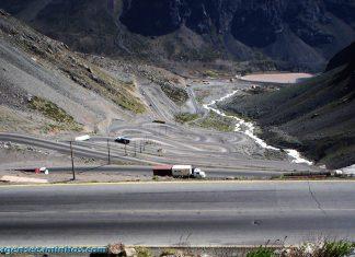 Travessia da Cordilheira - Passo Cristo Redentor - Chile