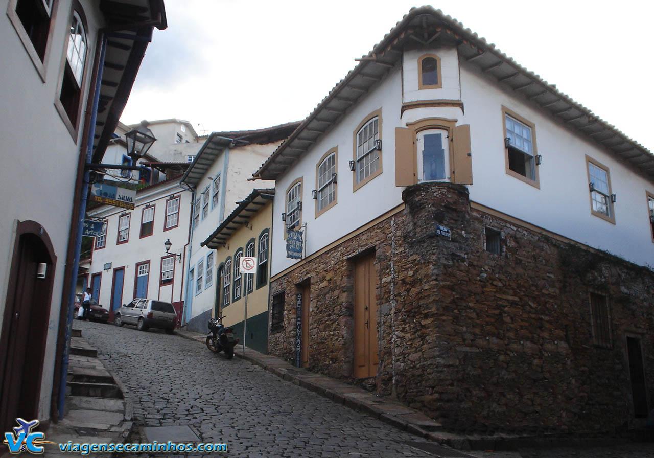 Ouro Preto - Ladeiras