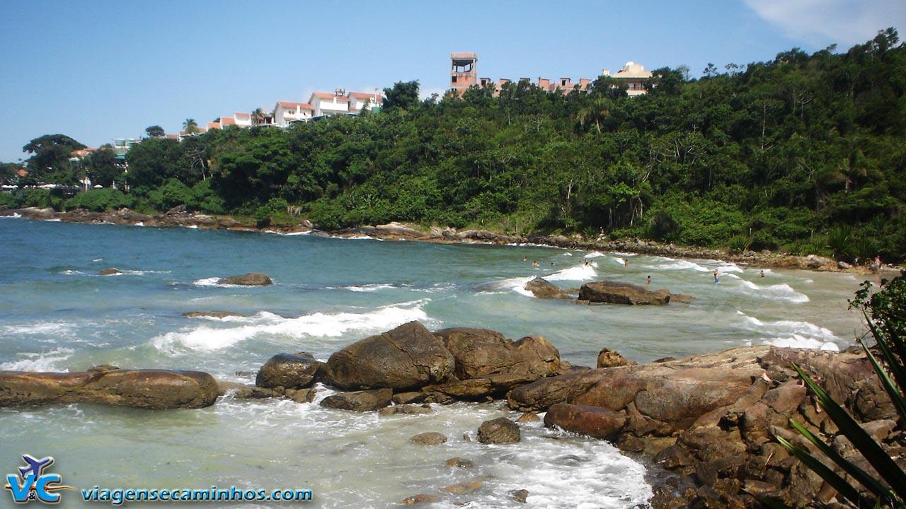 Praia do Ribeiro - Bombinhas
