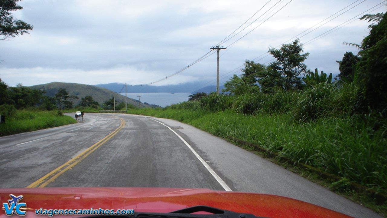 Rodovia Rio Santos - Mangaratiba