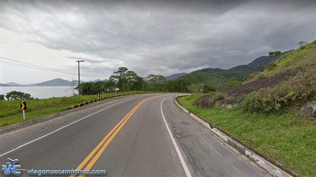 Rodovia Rio Santos - Ubatuba