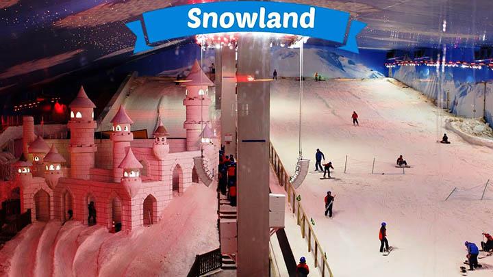 Snowland - Gramado