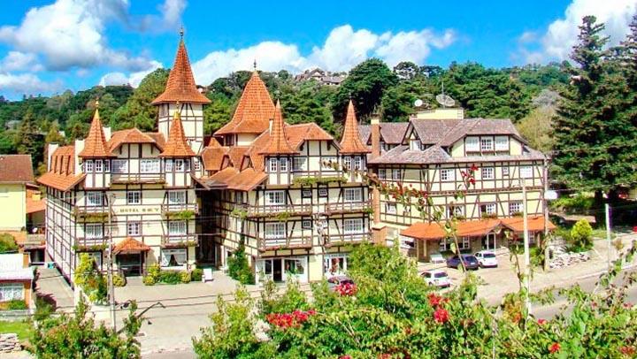 Hotéis e pousadas em Gramado