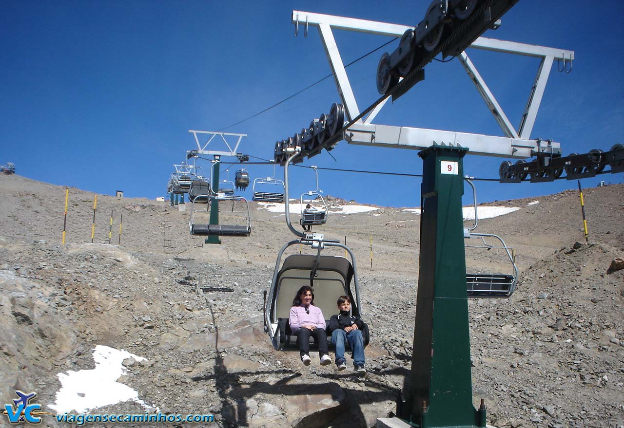 Teleférico do Cerro Catedral - Bariloche