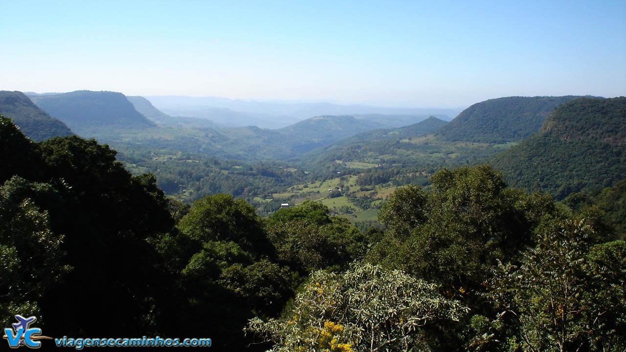 Mirante do Vale do Quilombo - Gramado