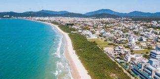 Praia Jurerê Internacional - Florianópolis