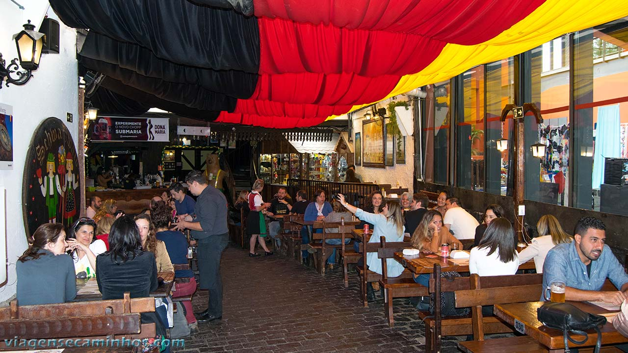 Bar do Alemão - Curitiba
