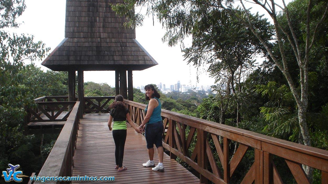 Bosque Alemão - Curitiba