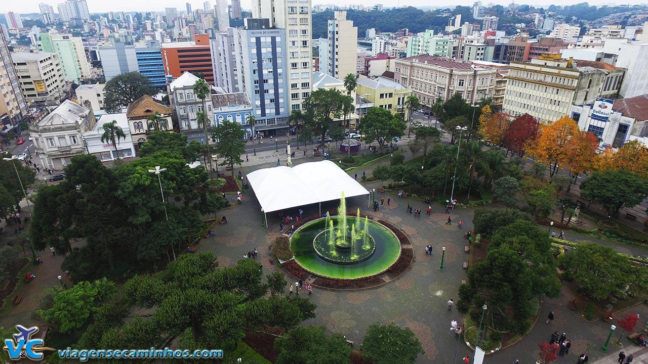 Praça Dante Alighieri - Caxias do Sul