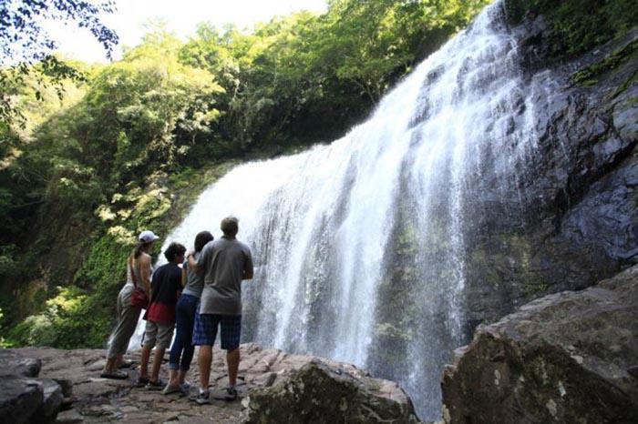 Ecoparque Sperry - Cachoeira da Usina