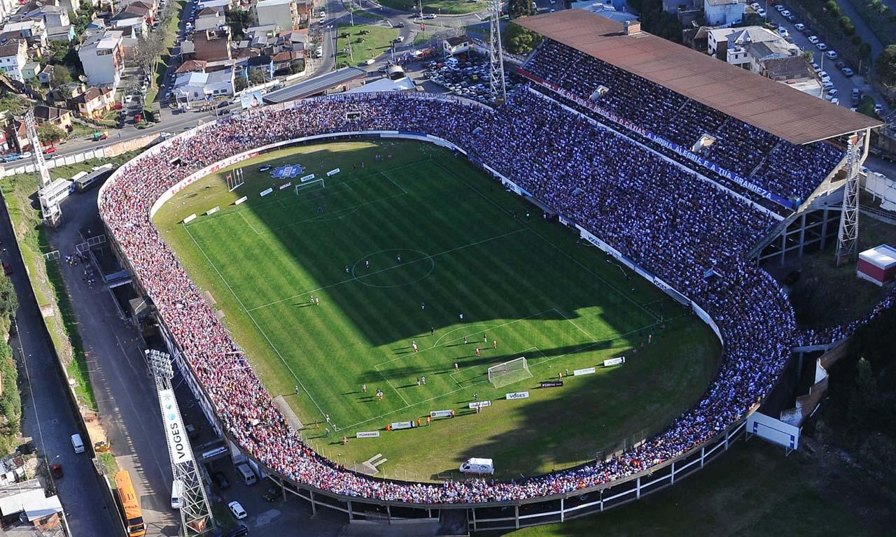Estádio Centenário - Caxias