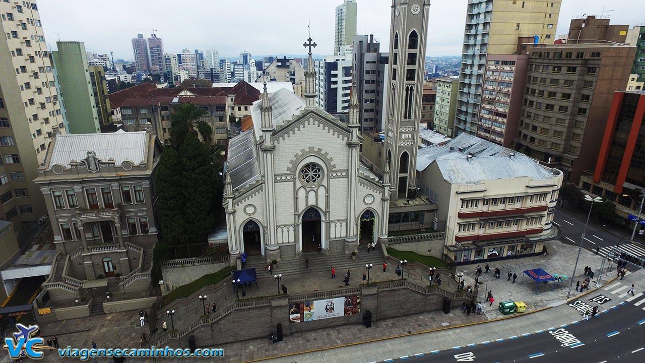 Igreja matriz de Caxias do Sul