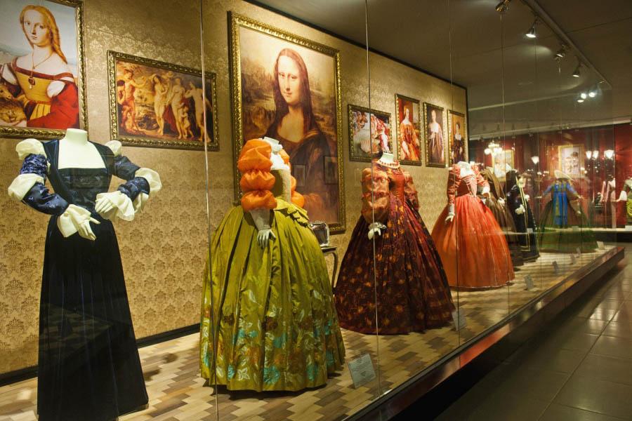 Museu da Moda - Canela