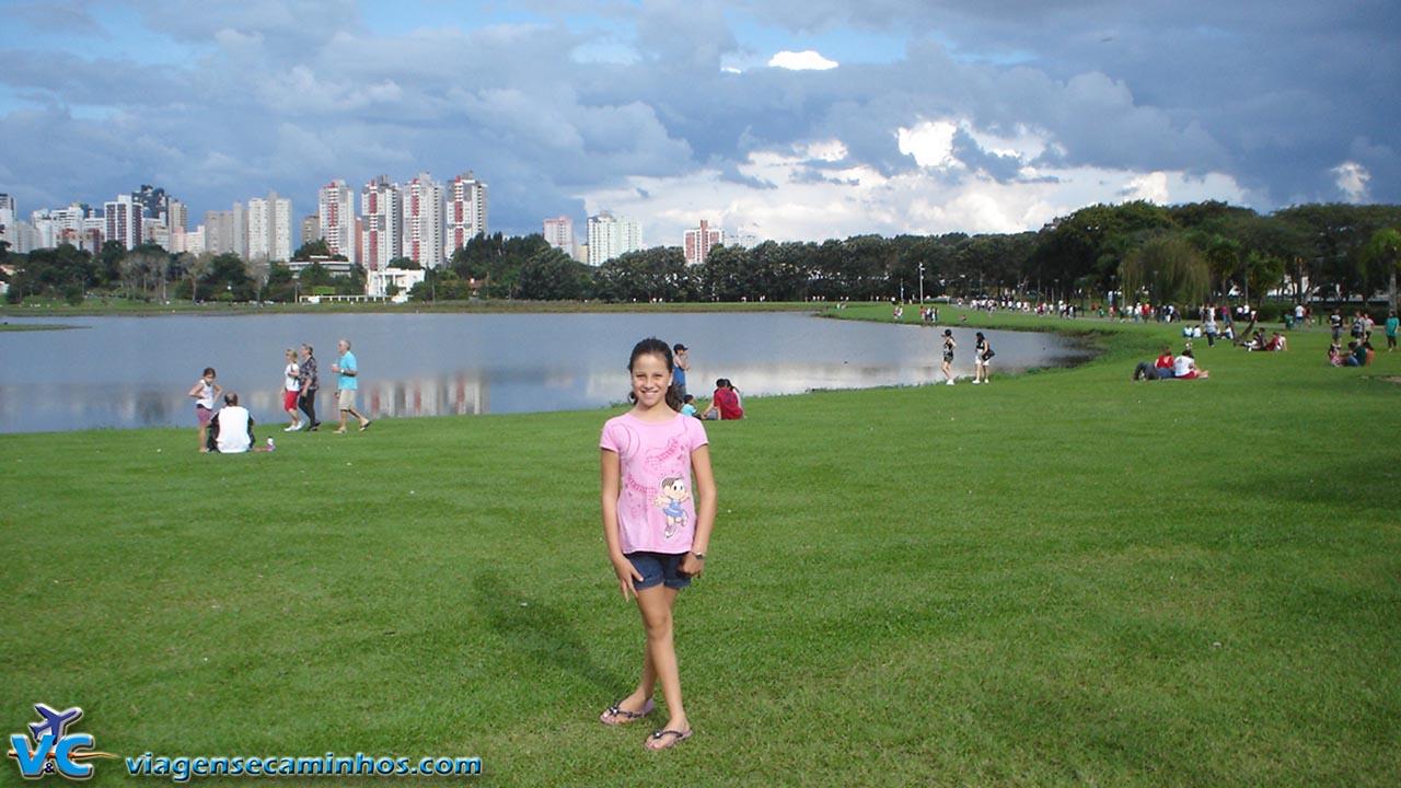 Parque Barigui - Curitiba