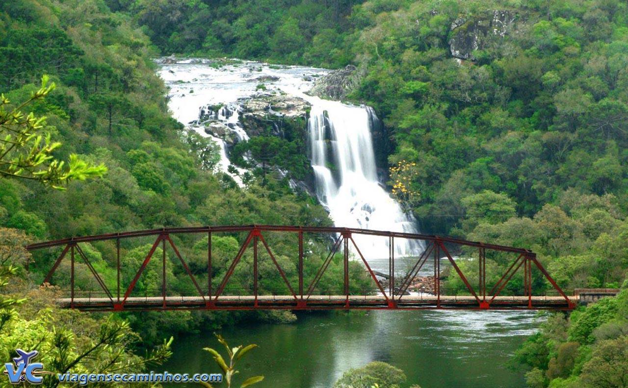 Parque da Cachoeira - Canela